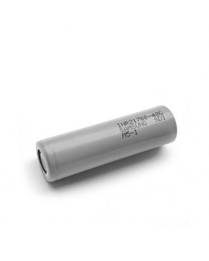 Samsung 48G 21700 4800mah 10A Rechargeable Battery