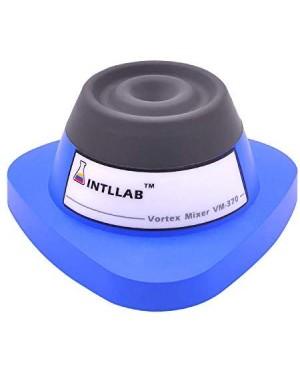 Intllab Mini Vortex Mixer Shaker for Lab/Nail Polish/Tattoo Ink/Gel Polish/ Eyelash Adhesives
