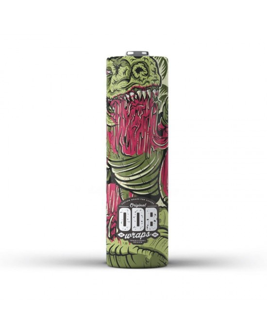 ODB Wraps-Dino V2 -18650(4pcs)