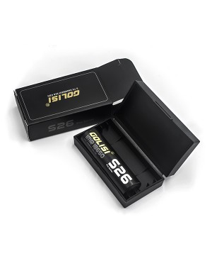 Golisi S26 18650 2600mAh 35A rechargeable battery (Replace Sony VTC5A)