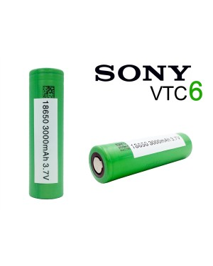 Sony VTC6  18650 3000mAh 30A rechargeable battery