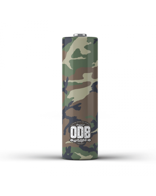 ODB Wraps-Camo DB-20700(4PCS)
