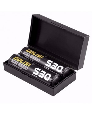 Golisi S30 18650 3000mAh 35A rechargeable battery