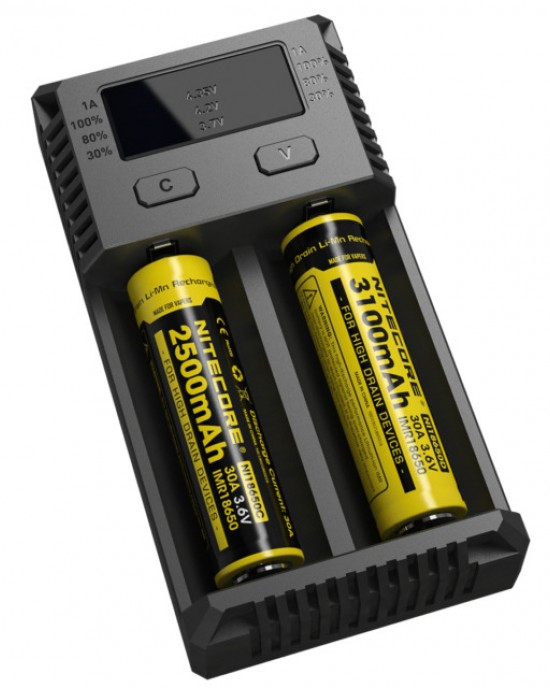 Nitecore NEW I2 with AU PLUG