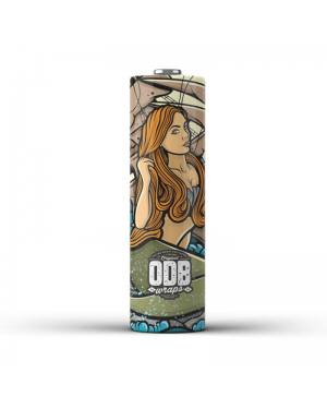 ODB Wraps-Mermaid ODB-18650(4pcs)