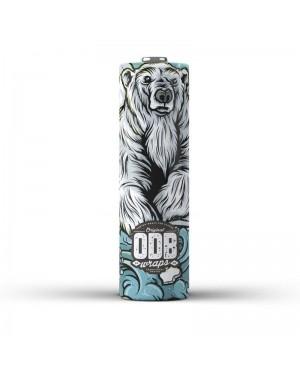 ODB Wraps-Polar-18650-(4pcs)