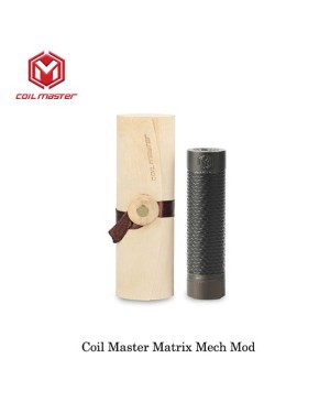 Coil Master  Mechanical Vape Mod