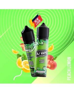 AJ Vape Peach Lemon 50ml