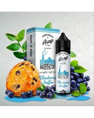 Asap – Blueberry Muffin – 60ml