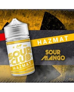 Asap Sour Club – Hazmat Sour Mango – 60ml