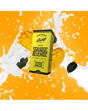 Asap – Mango Cultured Milk – 60ml