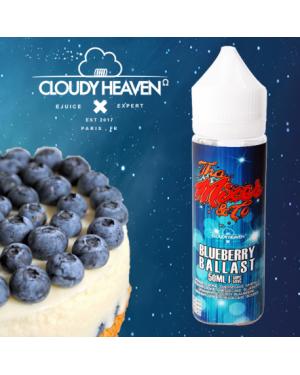Cloudy Heaven - Blueberry Blast - 60Ml