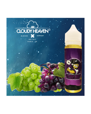 Cloudy Heaven - Double Grape - 60Ml