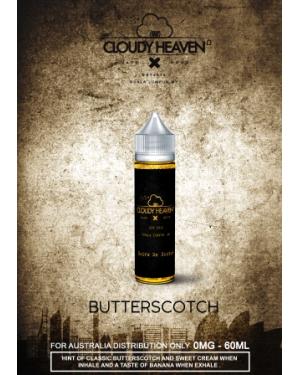 Cloudy Heaven - Butterscotch - 60Ml