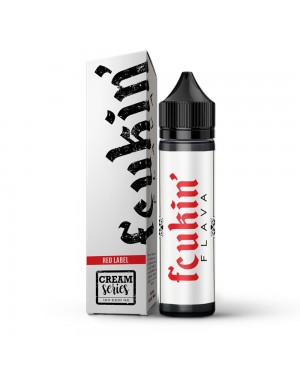 Fcukin' Flava - Red Label 60Ml (Cloud and Cream)