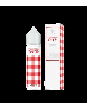 [USA] Fresh Farms - Strawberry Farm Cake 60ml 0mg