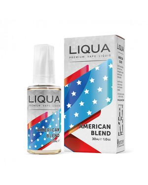 Liqua 30ml American Blend