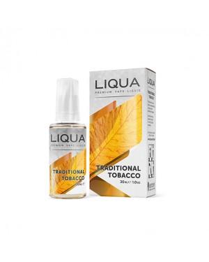 Liqua 30ml Traditional Tobacco