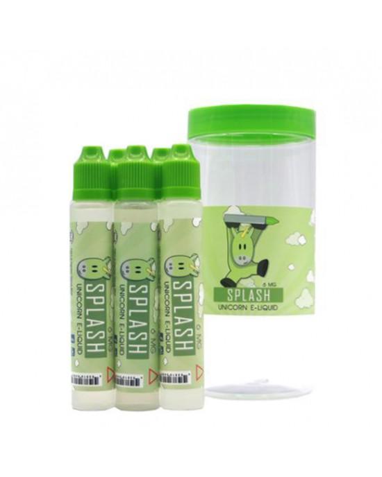 Naked 100  E-Liquid - Splash 30ml