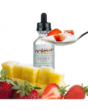 Naked 100  E-Liquid -Berry Lush
