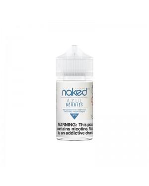 Naked 100 Cream E-Liquid -Azul Berries