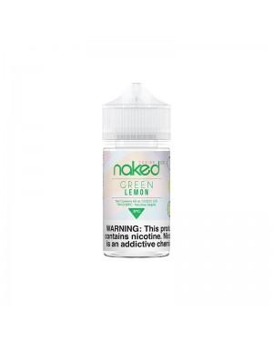 Naked 100 Fusion E-Liquid green lemon(sweet and sour)
