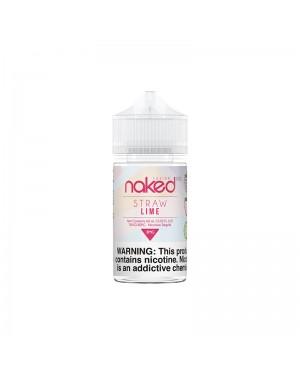 Naked 100 Fusion E-Liquid Straw Lime
