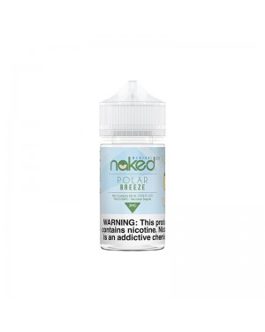 Naked 100 Menthol E-Liquid Polar Breeze