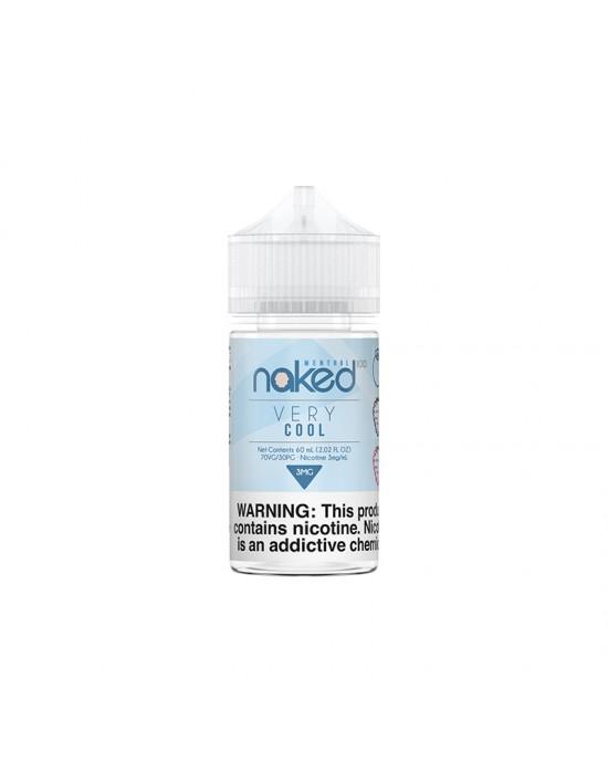 Naked 100 Cream E-Liquid -Very Cool