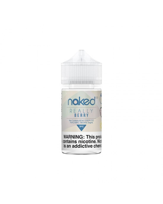 Naked 100 E-Liquid -Really Berry