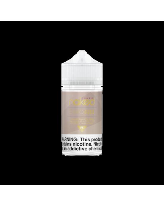 Naked 100 Cream E-Liquid -Euro Gold