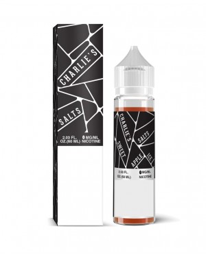 Charlie's chalk dust-Black Salts-SWEET APPLE ICE 60ml 0mg