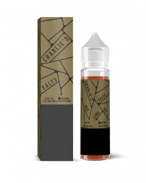 Charlie's chalk dust- Gold Salts- KEY LIME PIE 60ml 0mg