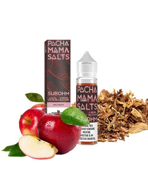 Charlie's Chalk Dust - Pachamama SUBOHM-Apple Tobacco  60ml 0mg