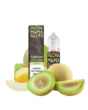 Charlie's Chalk Dust - Pachamama SUBOHM- Honeydew Melon 60ml 0mg 【Expired in June】