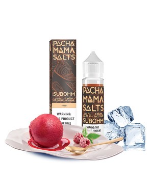 Charlie's Chalk Dust - Pachamama SUBOHM-Sorbet 60ml 0mg