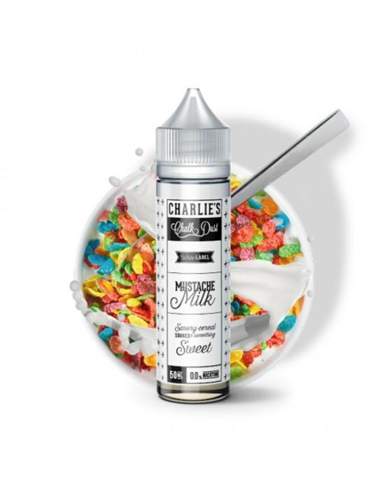 Charlie's Chalk Dust - Mustache Milk 60ml