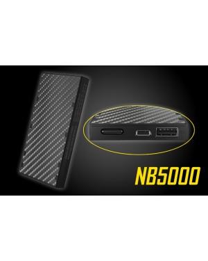 NITECORE NB5000 5000mAh Lightweight Power Bank