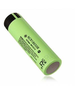 Panasonic NCR18650B 3400mAh rechargeable battery