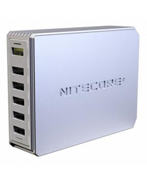 Nitecore UA66Q 6-Port  QC USB Desktop Adapter