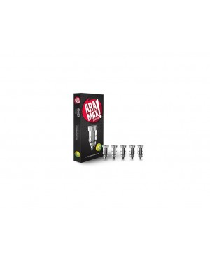 ARAMAX Vaping Pen Coil 1.8ohm 5pcs/pack
