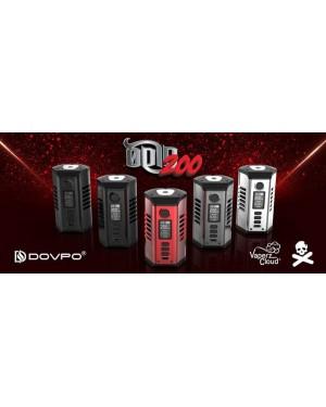 Dovpo x VaperzCloud Odin 200 Box Mod