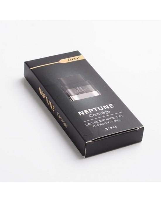 IJOY Neptune Cartridge 1.8ml 1ohm 3PCS/Pack
