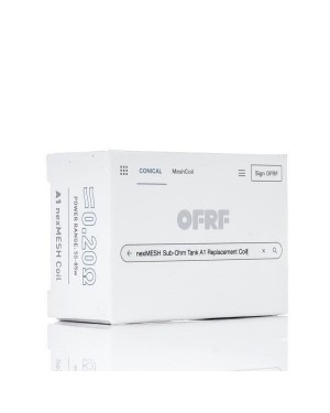 OFRF nexMESH Coil  2PCS/Pack