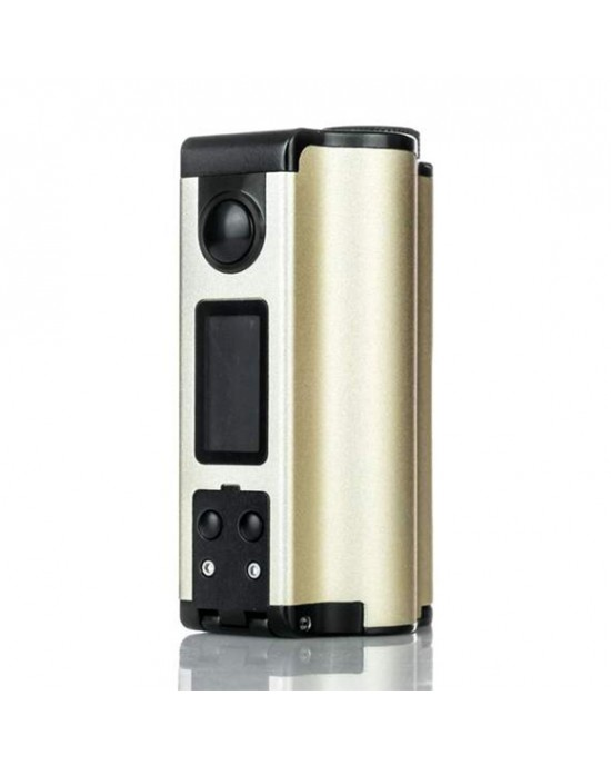 DOVPO topside 21700 90W Squonk Box Mod (single battery with extra bottle)