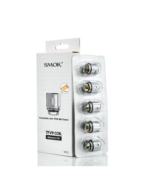 SMOK TFV9 Replacement Mesh Coil 5pcs/pack