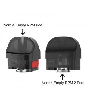 SMOK Nord 4 Empty Pod 2ml 3pcs