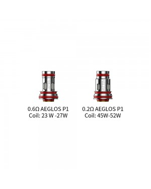 Uwell Aeglos Coil 4PCS/Pack