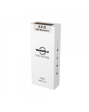 Uwell Whirl S UN2 Meshed-H Coil 0.8ohm 4PCS/Pack