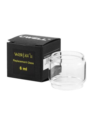 Uwell Valyrian II Glass Tube 6ml 1PCS/Pack